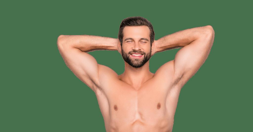 suor excessivo nas axilas